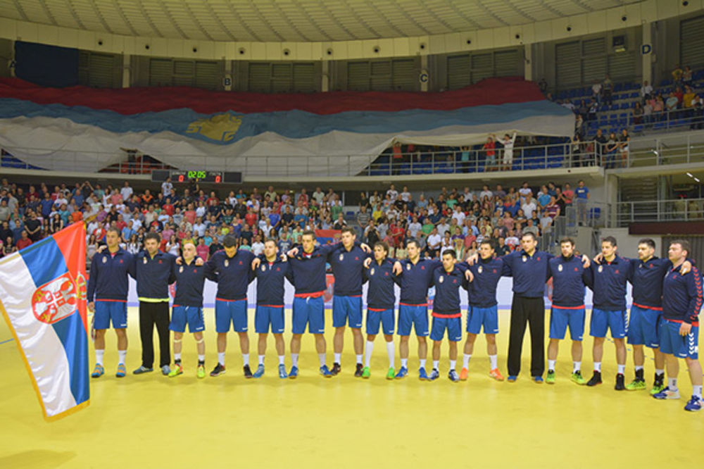 PODRŽITE RUKOMETAŠE: Srbija dočekuje Crnu Goru u kvalifikacijama za Evropsko prvenstvo