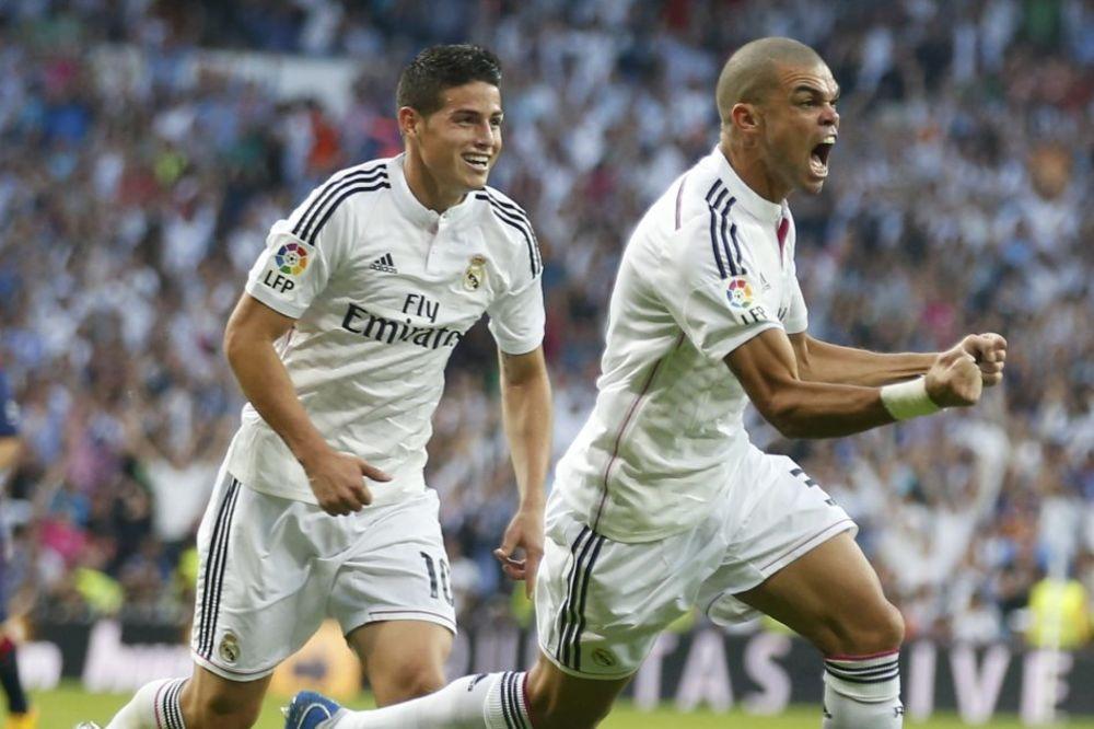 (VIDEO, FOTO) MADRIĐANI ODRŽALI ČAS FUDBALA: Real deklasirao Barselonu rezultatom 3:1
