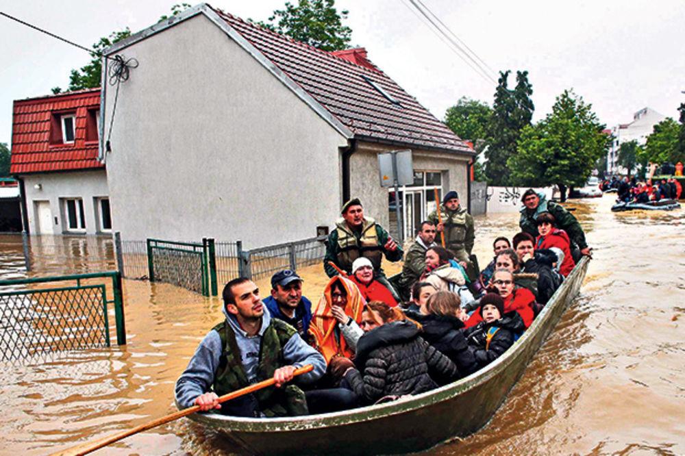 Pomoć za još 2.000 porodica stradalih od poplava