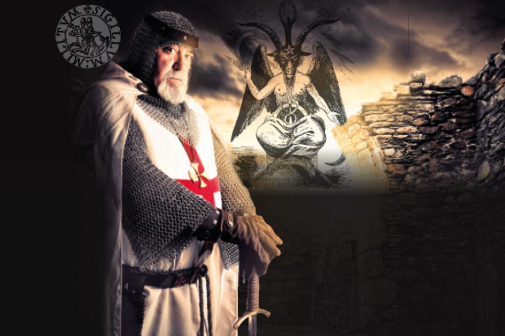 TAJNI PLAN: Templari novcem kontrolišu ceo svet