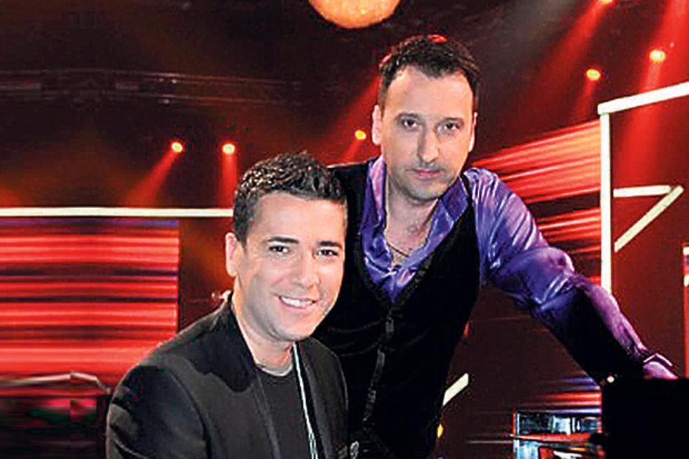 Željko Joksimović sa Harijem ide na Evrosong?!
