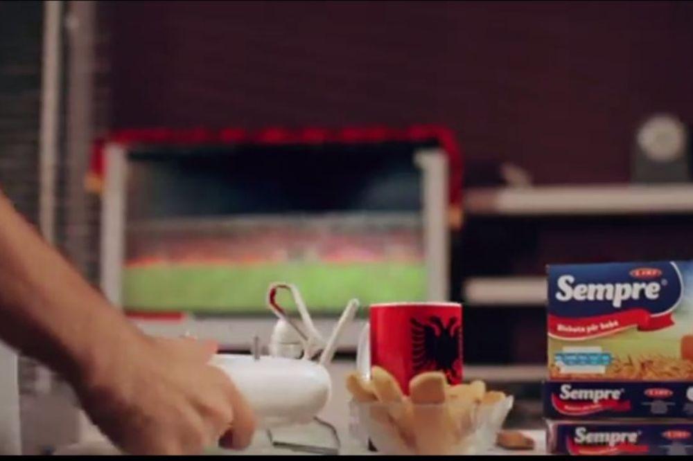 (VIDEO) OPET NAS ISMEVAJU I PRIZNAJU KRIVICU: Albanci napravili reklamu sa dronom