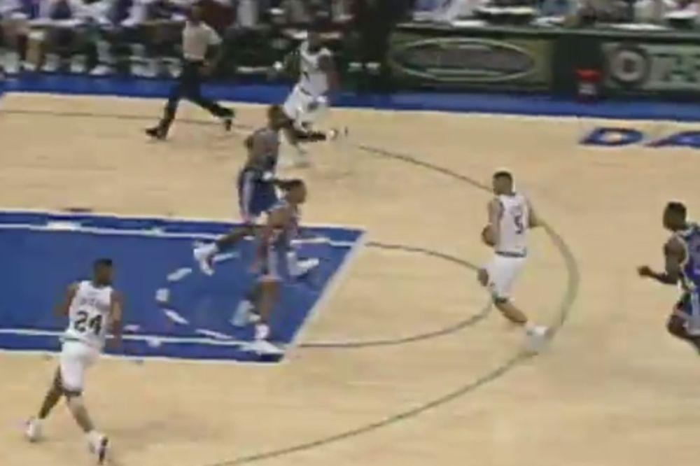(VIDEO) NBA OD PRE 20 GODINA: Da li su potezi bili bolji tada ili sada?