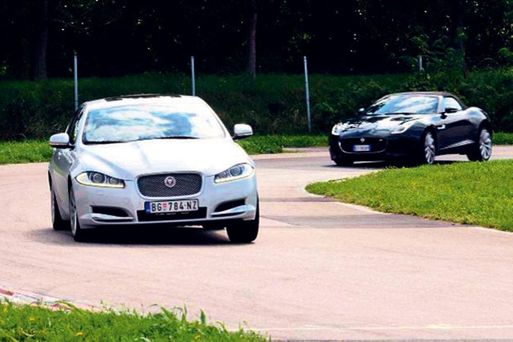 BRZO: Jaguari režali na autodromu!