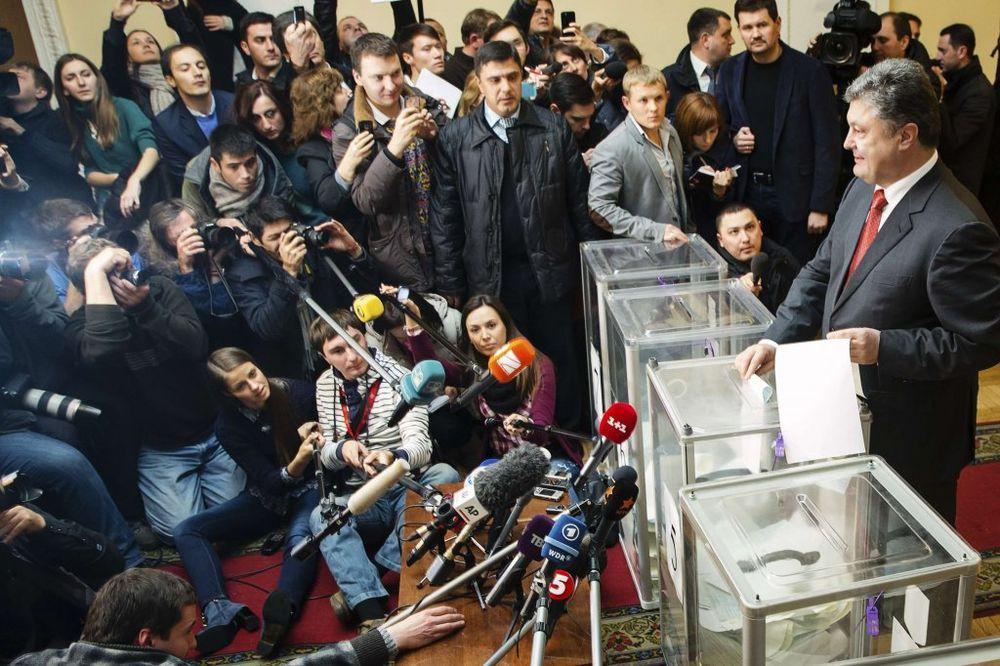 PS OEBS: Izbori u Ukrajini legitimni iako se u Donjeckoj i Luganskoj oblasti ne glasa