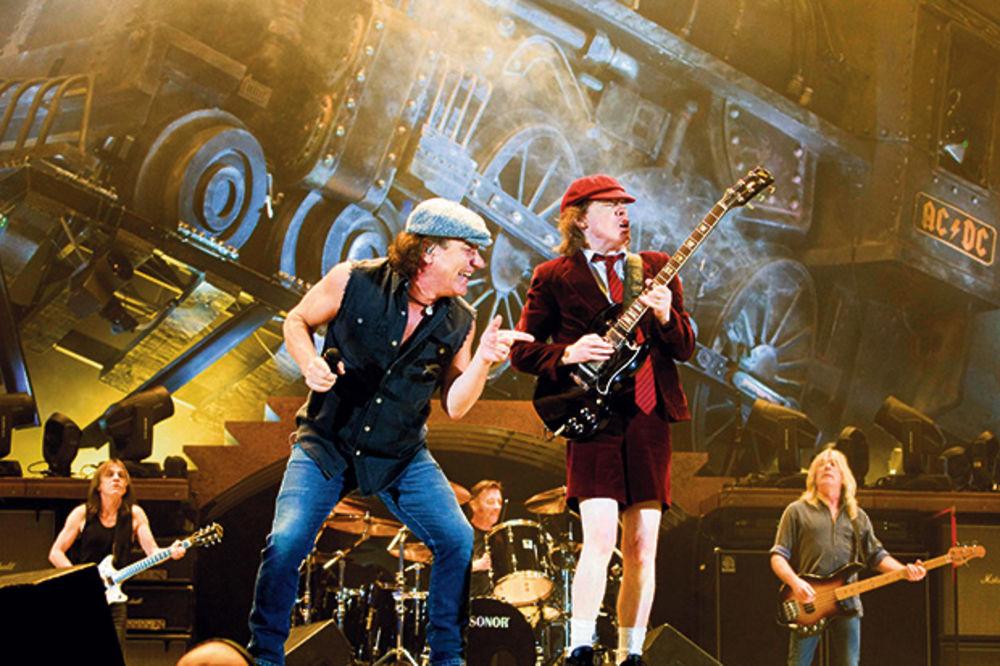 Promocija albuma AC/DC na 40 stepeni!