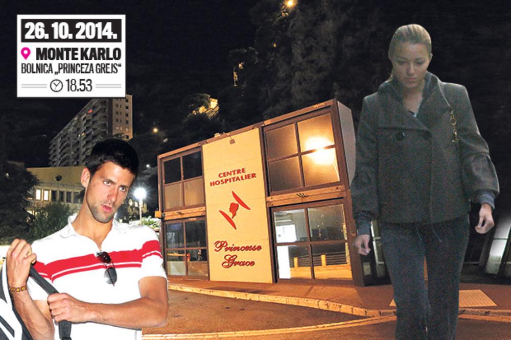 NAJMLAĐI ĐOKOVIĆ STIGAO KUĆI: Jelena izvela sina iz bolnice bez Novaka!