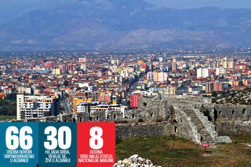 NEVIĐENA DISKRIMINACIJA U ALBANIJI: Zabranjeno nam je da kažemo da smo Srbi!