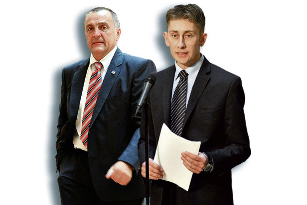Živković: Vučić je bivši premijer - Martinović: Letiš iz parlamenta!
