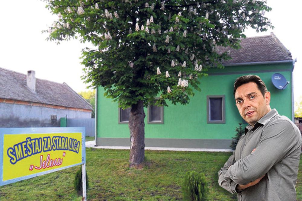 KATANAC U SEFKERINU: Član Vulinove partije držao ilegalni objekat