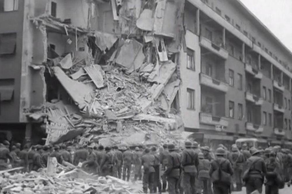 (VIDEO) DAN KAD JE DRHTALA ZEMLJA: Na današnji dan razorni zemljotres pogodio Banjaluku