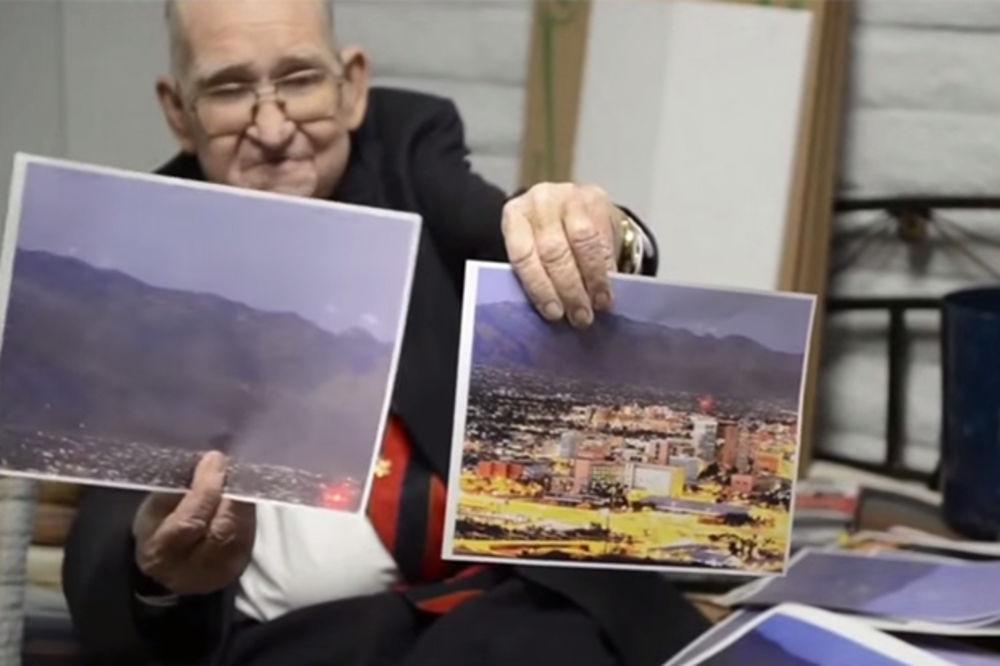 Bojd Bušman je u poslednjem intervjuu izneo niz dokaza o boravku vanzemaljaca u Oblasti 51 (Foto: Printscreen YouTube)