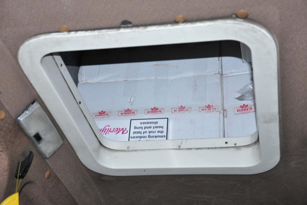 AKCIJA U NOVOM PAZARU: Policija zaplenila 12.500 paklica cigareta!
