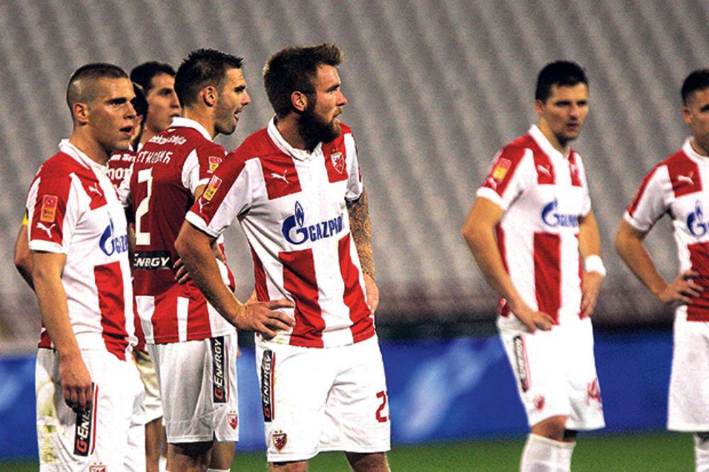 BESPARICA: Fudbaleri Zvezde žive od 25.000 dinara mesečno!