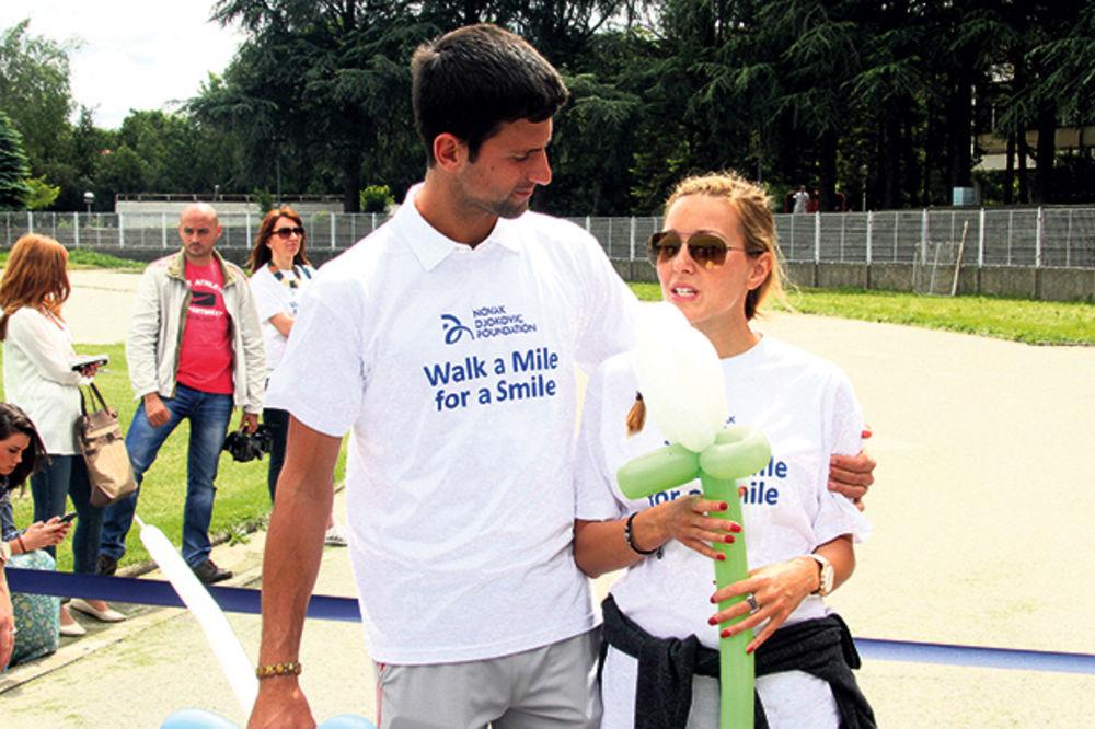 Novak: Stefan će sam odlučiti da li će biti teniser!