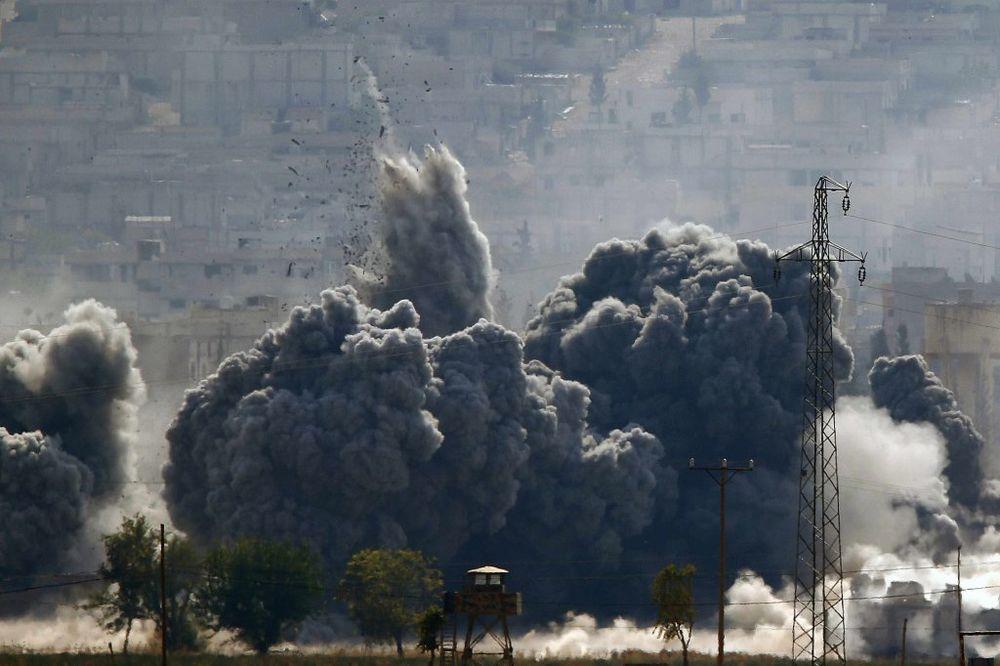 I TO SE SAZNALO: SAS se borio s Kurdima i pomagao im da spasu Kobani od ISIL