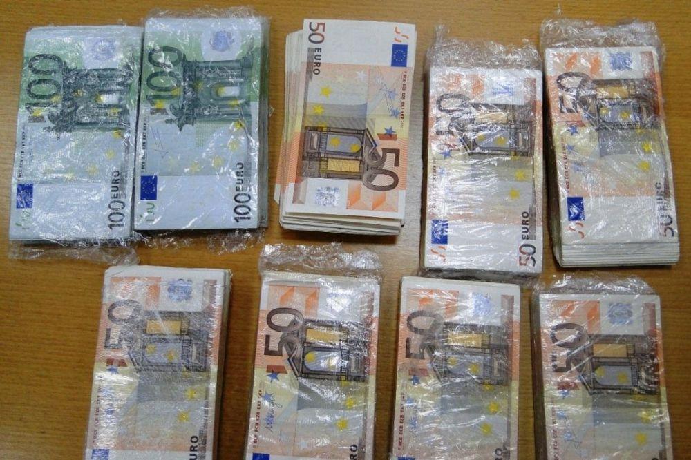 HORGOŠ: Crnogorski student uhvaćen u švercu 60.000 evra!