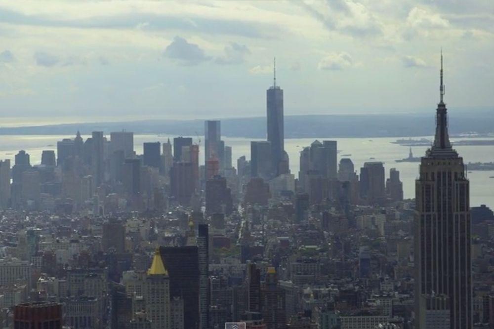 POGLED SA 84. SPRATA: Ova panorama vredi 95 miliona dolara!