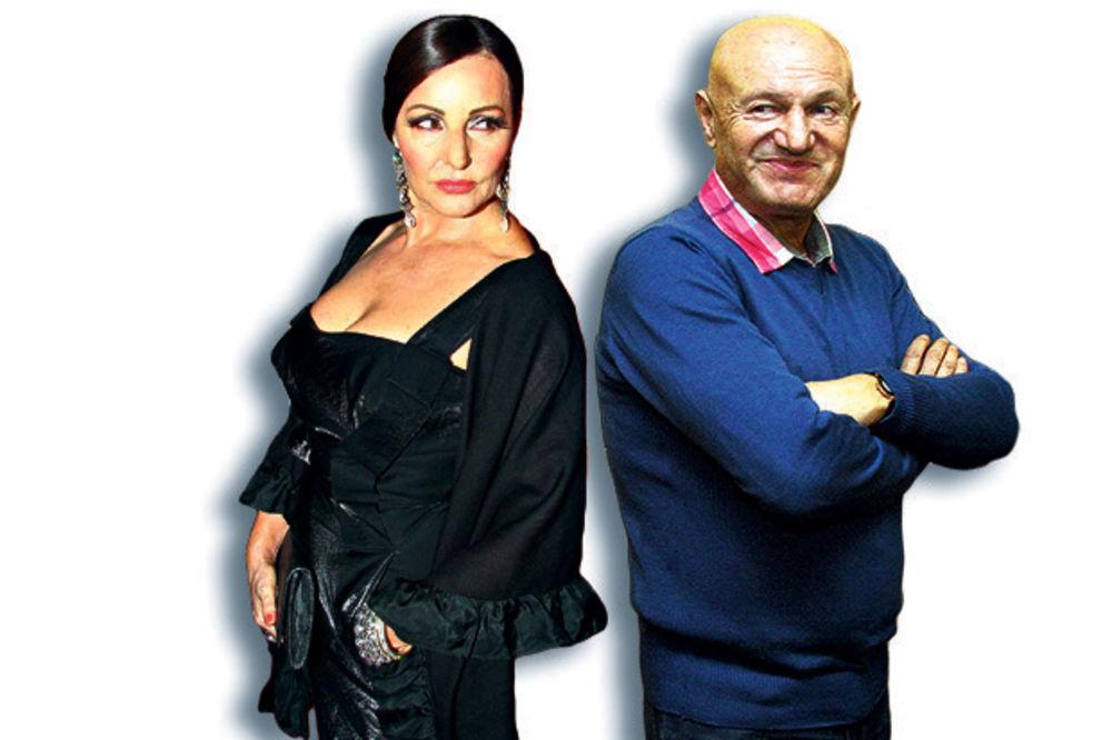 NOSTALGIJA: Bekuta i Šaulić ko Jovanka i Tito!