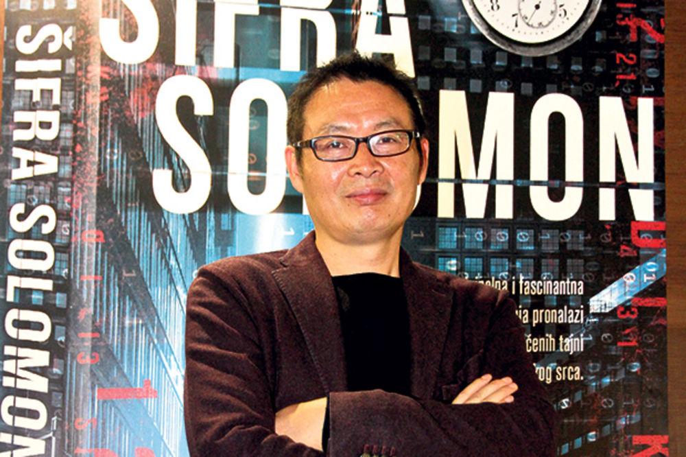 Kineski pisac za Kurir: Zbog Valtera sam zavoleo Jugoslaviju