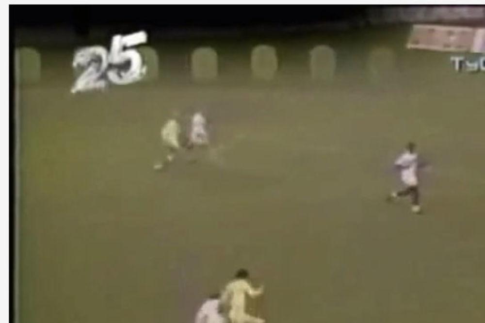 (VIDEO) KRVNIČKI: Pogledajte kako je uklizavao Erik Kantona