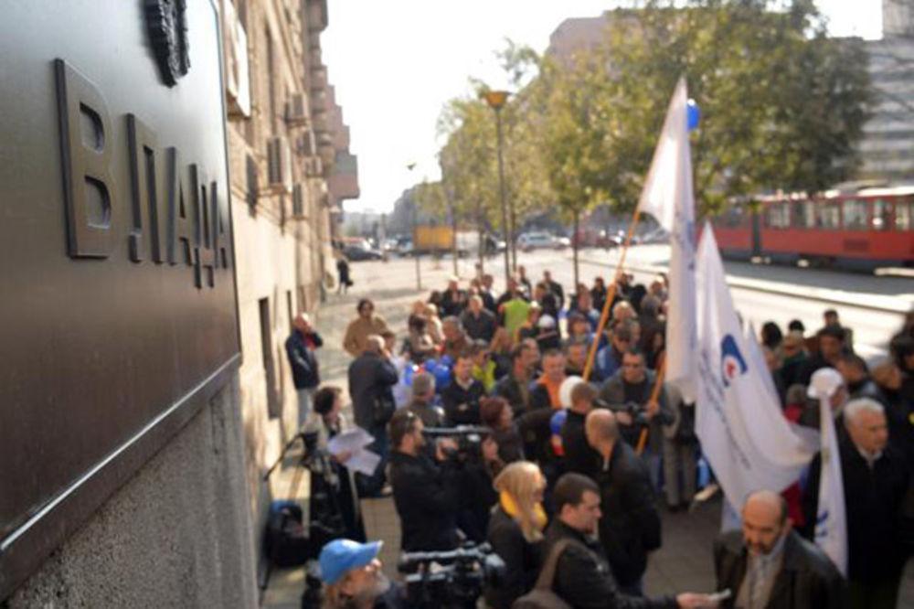 PREDALI ZAHTEVE VLADI: Zdravstvo štrajkuje 5. novembra