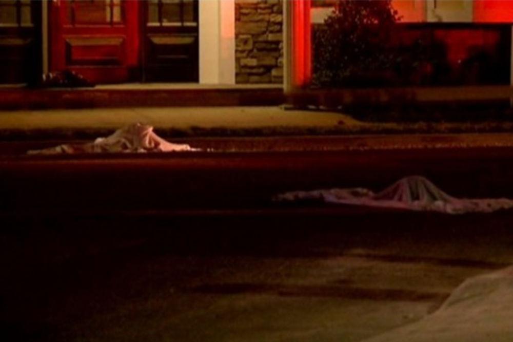 (VIDEO) STRAVA NA LONG AJLENDU: Odsekao glavu ženi, pa skočio pod voz!