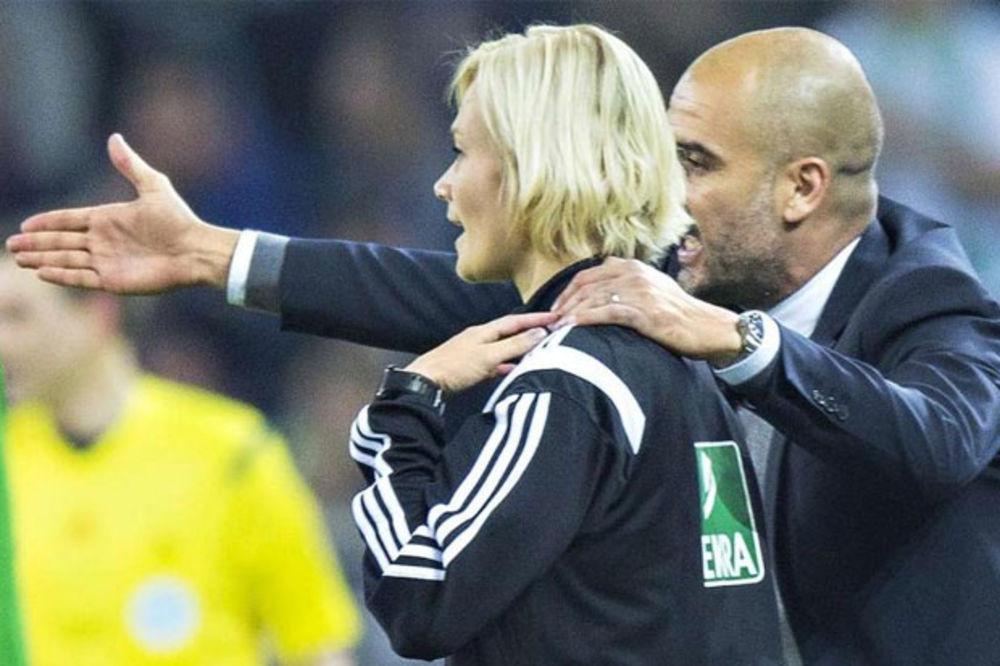 (FOTO+VIDEO) NJU VOLI SVAKO DA PIPKA: Bibijana prva zvezda Bundeslige