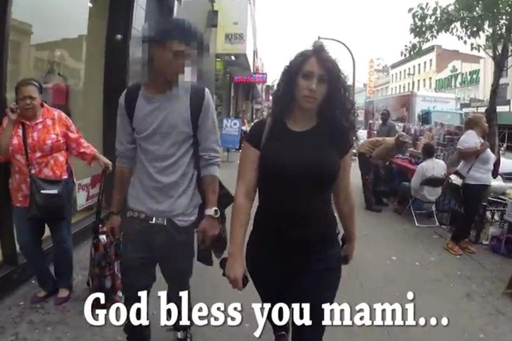 (VIDEO) Evo šta sve zgodna žena mora da istrpi dok šeta gradom!