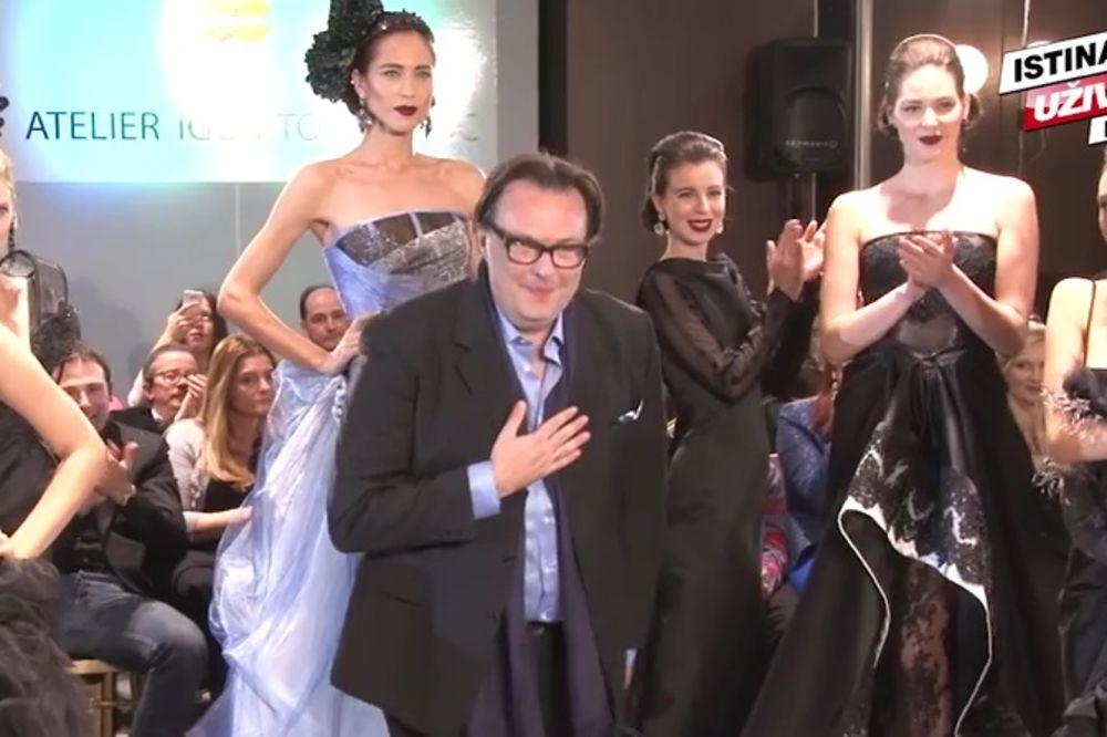 KO OBLAČI VUČIĆA: Upoznajte Igora Todorovića, stilistu premijera Srbije