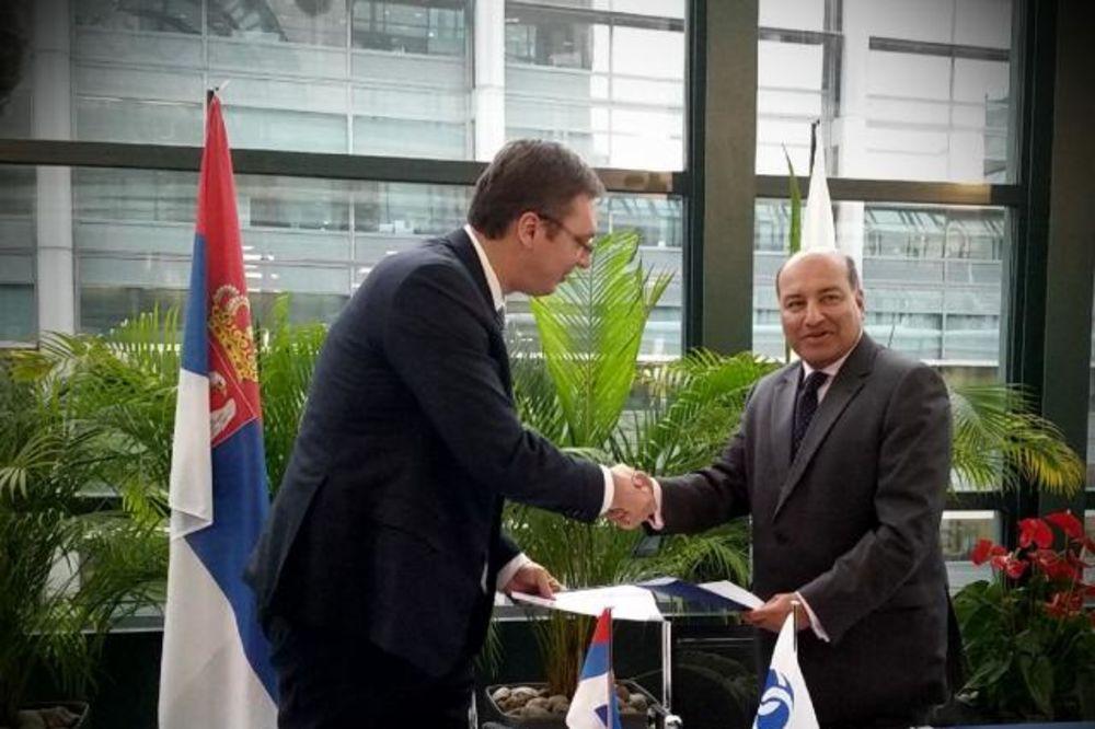 VUČIĆ I DIREKTOR EBRD: Inicijativa za bolju poslovnu klimu