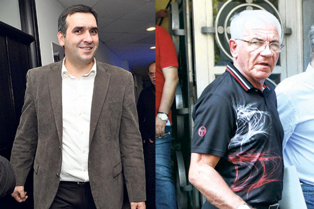 BEZ PRIMOPREDAJE: Verko Stevanović iskulirao svog naslednika