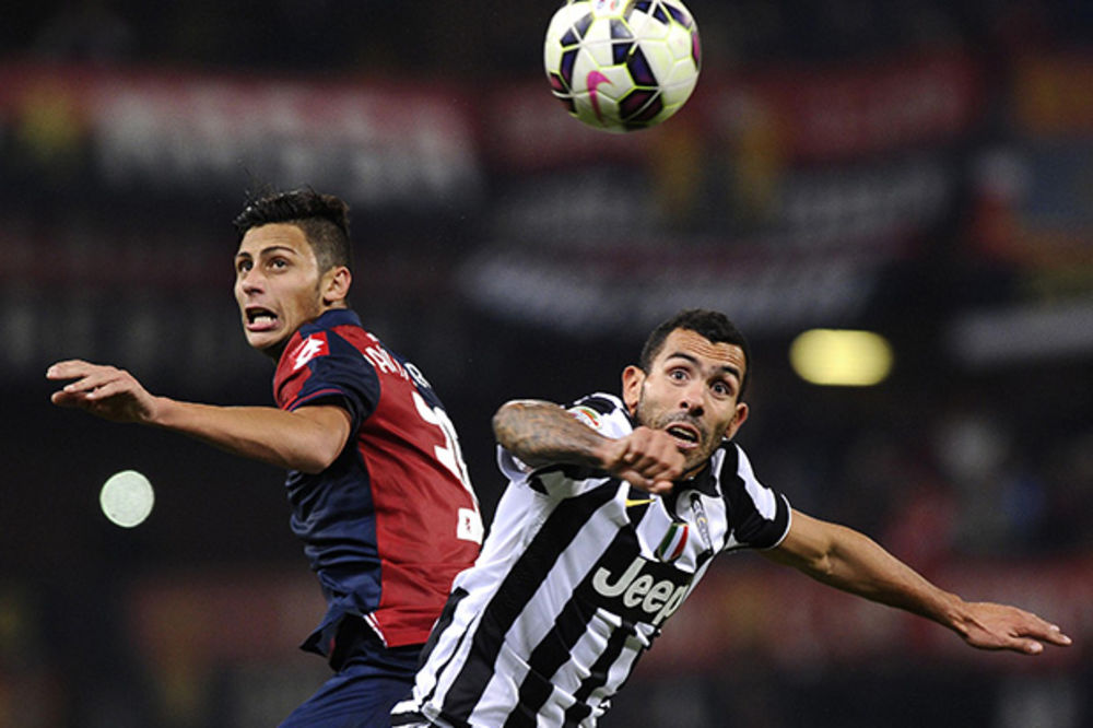 (FOTO) PRVI PORAZ STARE DAME: Roma i Juventus izjednačeni na čelu Serije A