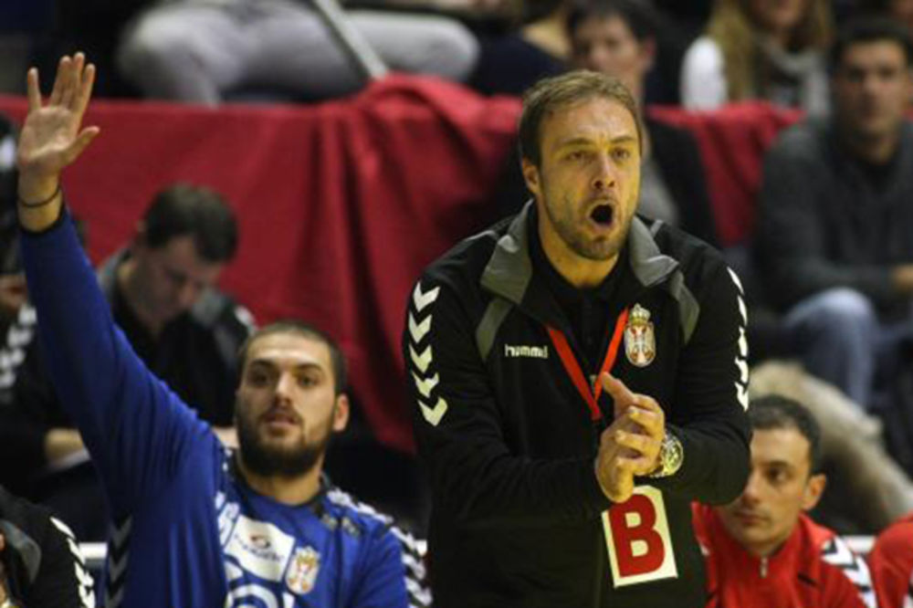 PERIĆ: Ponosan sam zbog timske pobede protiv Crne Gore