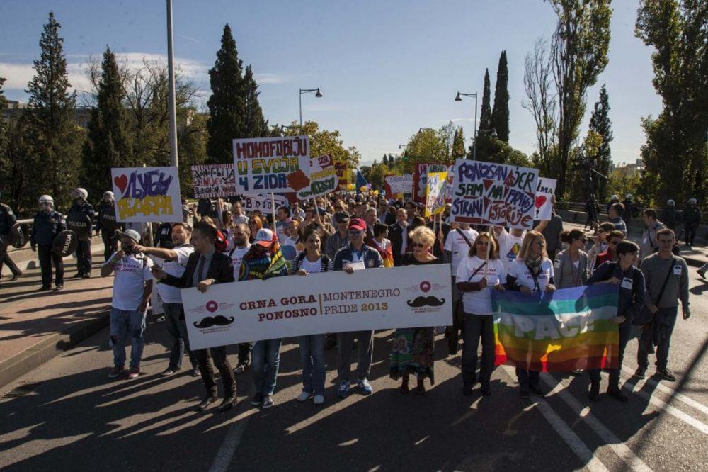 POLICIJSKI ČAS ZBOG PRAJDA: 1.800 policajaca čuvaće gej paradu u Podgorici
