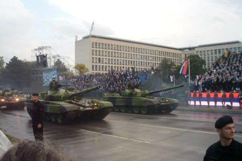 Tenkisti Vojske Srbije sutra obeležavaju svoj dan!