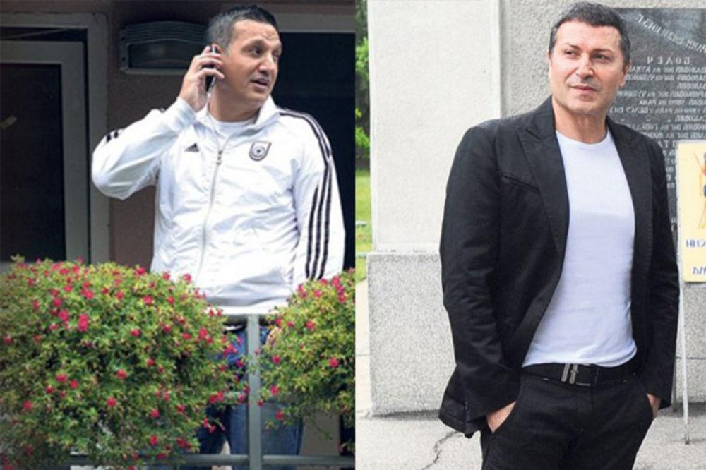 POSVAĐALI SE ZBOG PARA: Gagi tražio 500 evra, brat Đole ga odbio!