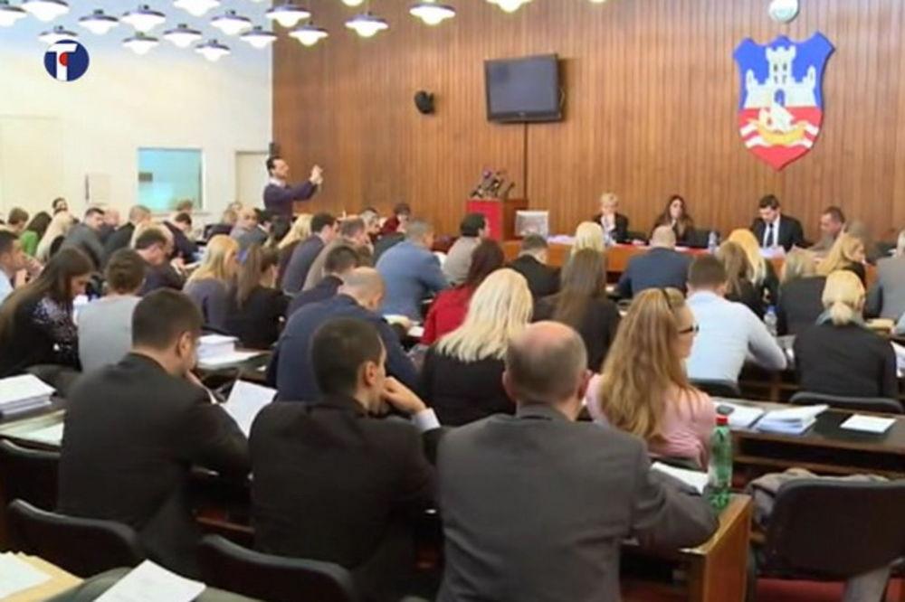 SKUPŠTINA GRADA: Usvojen rebalans budžeta Beograda od 76,7 milijardi dinara