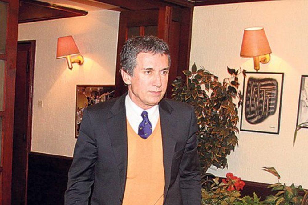 LOBIRANJE: Partizan traži kandidata za predsednika!
