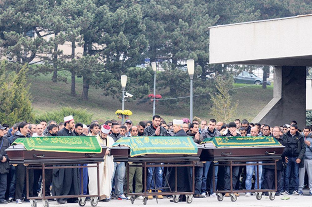 TUGA: Na Lešću sahranjene žrtve s Kružnog puta