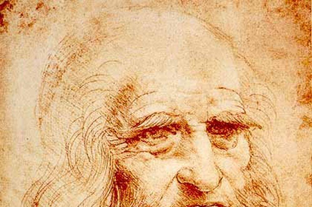 HITLER BIO OPSEDNUT LEONARDOM: Mislio je da će mu čuveni autoportret doneti moć!