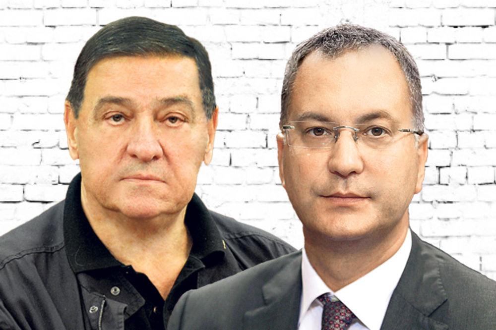ŽAL ZA MLADOST: Mrkonjić i Šutanovac išli na podmlađivanje!