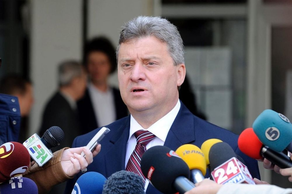 Predsednik Makedonije Đorđe Ivanov u Beogradu
