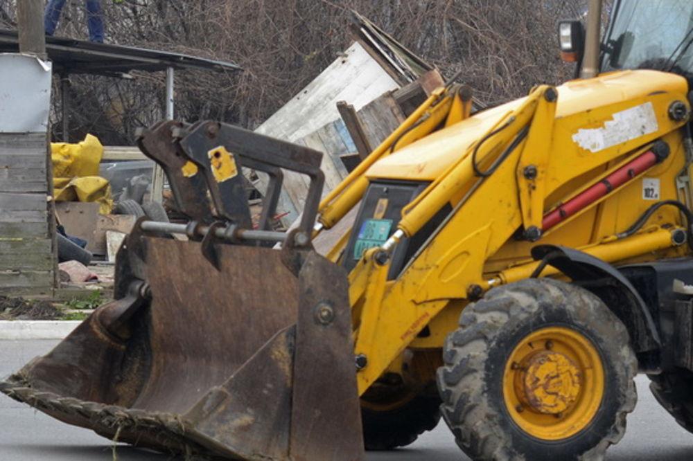SMRT KOD HOTELA ERO: Građevinska mašina ubila radnika