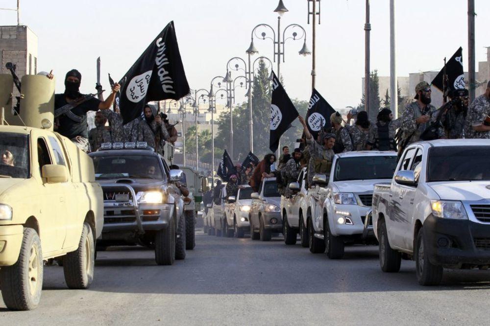NAORUŽANI DO ZUBA: Ovo je vojni arsenal islamskih fanatika!
