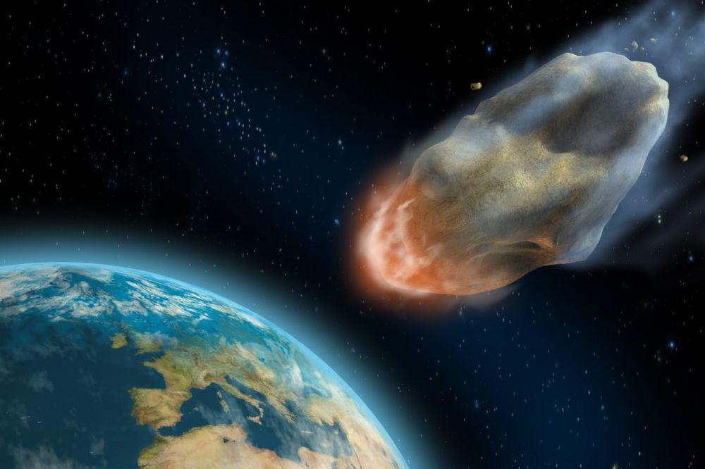 (VIDEO) MNOGO SMO MALI: Ovakvo bi bilo nebo kad bismo videli asteroide koji prolaze pored Zemlje