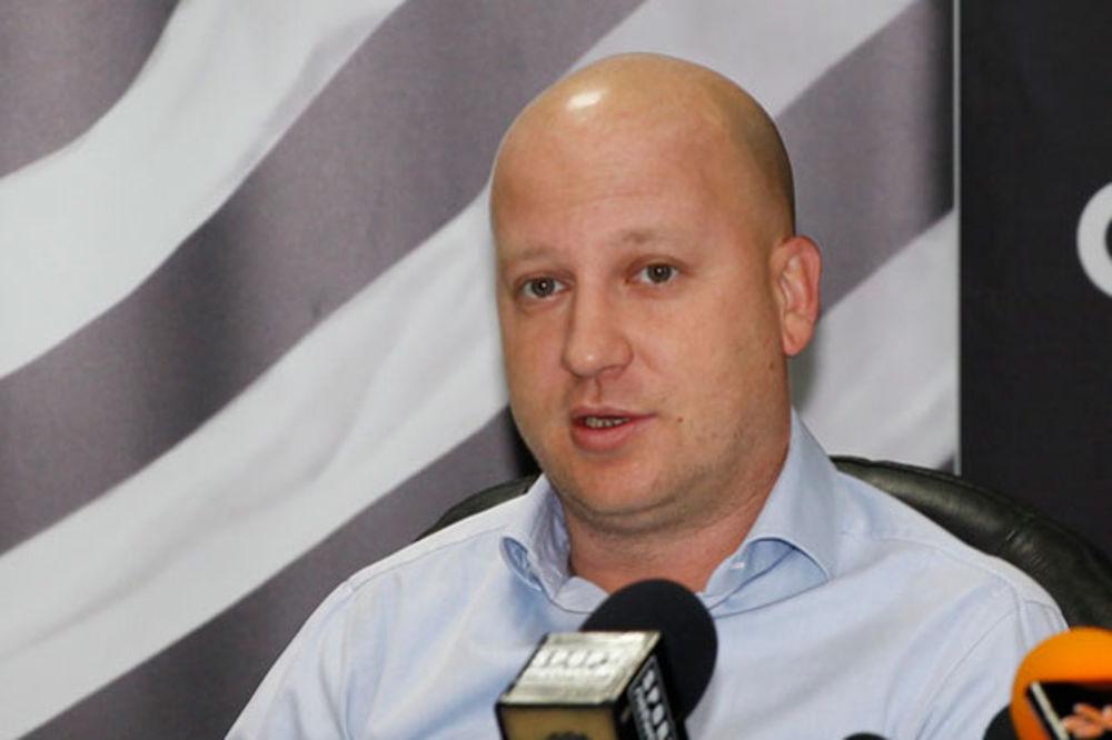NIKOLIĆ PRED DUEL SA VOJVODINOM: Partizan nije favorit jer ih u derbiju nema