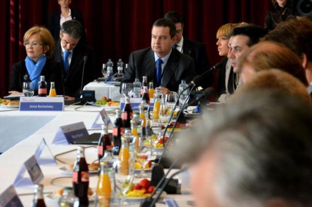 Dačić na sastanku šefova diplomatija Višegradske grupe