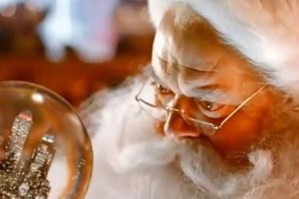 Preminuo najpoznatiji Deda Mraz na svetu