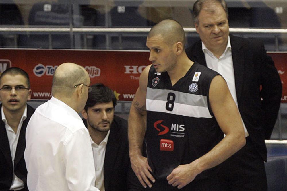 VUJOŠEVIĆ O PAVLOVIĆU: Saša u nedelju odlučuje da li se vraća u Partizan